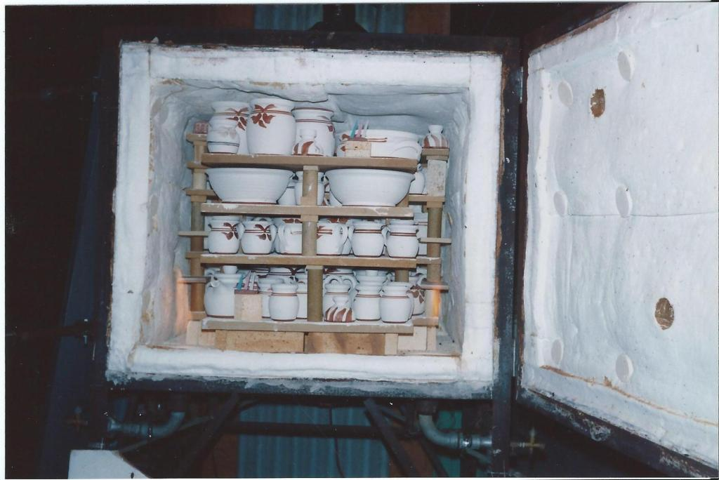 farmshouse pottery kiln