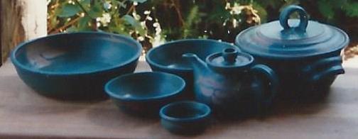 Olenna with potteryB